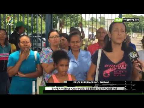 Xxx Mp4 Venezuela Entrega De Cajas Clap No Detuvo Protesta De Enfermeras En Bolívar VPItv 3gp Sex