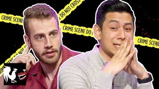 """Murder Room: """"Fit to be Killed""""   Rooster Teeth"""