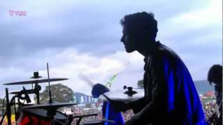 The Strokes Reptilia Live at T in the Park 2011