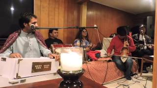 Nawaz Doga singing Mavaan rondiyaan song by Prem Mann
