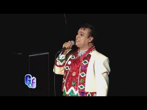 Juan Gabriel dejó a todos impresionados con su concierto en Las Vegas