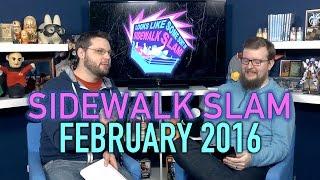 Sidewalk Slam 02 - February 2016