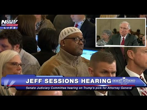 WATCH Alton Mills in Attendance as Jeff Sessions Asked About Mandatory Minimum Sentences