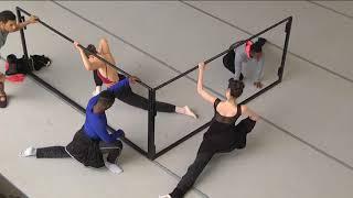 On the job: Ballet Dancer