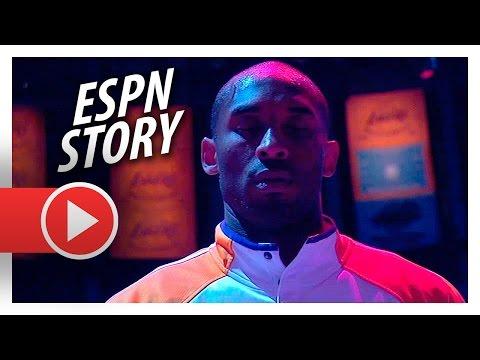 Kobe Bryant Final NBA Game ESPN Movie Highlights