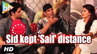 """Sidharth Malhotra Kept Saif Distance From Kareena Kapoor"": Akshay Kumar"