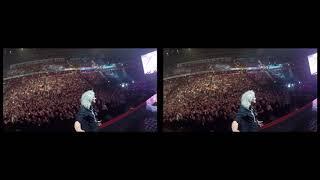 Selfie Stick Video  3D  Manchester, England [December 09, 2017] Queen + Adam Lambert