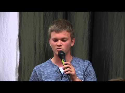 (523) Even og Eivind Ydstebø: Kor fagert navnet Jesus er