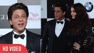 Shahrukh Khan at Vogue Women Of The Year Awards 2017   wins Vogue Entertainer of the Decade Award