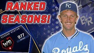 RANKED SEASONS! RATING: 977 [MLB The Show 17 Diamond Dynasty]