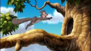 The Legend of Three Trees Animated Old Cartoon Movie