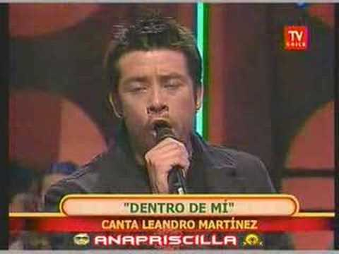 Leandro Martinez Dentro de mi