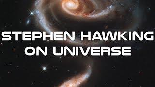 Stephen Hawking on Universe Documentary