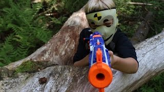 Nerf War: Capture the Bag