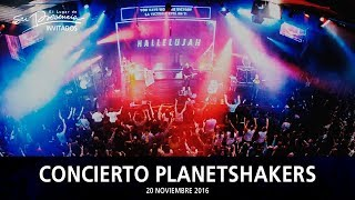 Concierto Planetshakers - El Lugar De Su Presencia, Colombia - Español | 20 Noviembre 2016
