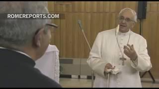 El Papa nombra vicario de Roma a joven obispo que predicó su retiro