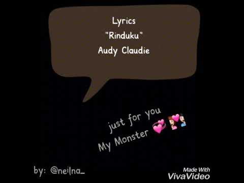 Rinduku Maudy Claudie (Lyrics)