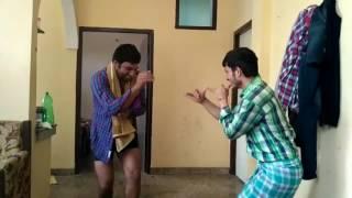 Nagin dance sandy friends in room