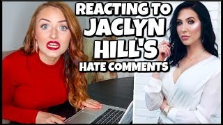 REACTING TO JACLYN HILL