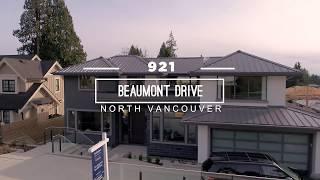921 Beaumont Drive, North Vancouver | Habitek Interprise Inc. - 360hometours.ca Inc.