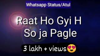 Good night Song | WhatsApp Status |