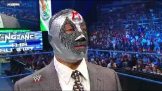 WWE.com Exclusive: Triple H reveals Mil Mascaras as the first inductee in the WWE Hall of Fame