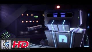 """CGI & VFX Short Film: """"Among Circuits"""" - by Team AC"""