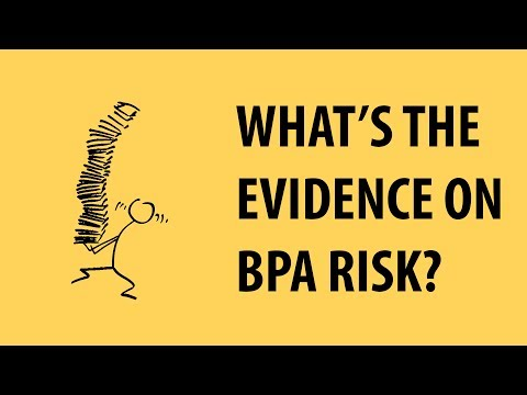 BPA and health risks what does the latest science show