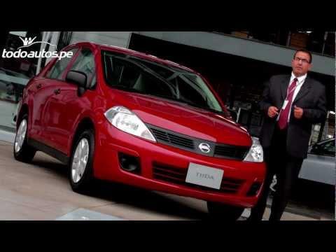 Nissan Tiida Sedán en Perú I Video en Full HD I Presentado por Todoautos.pe