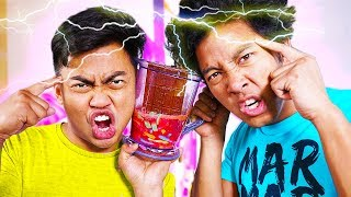 Twin Telepathy with Guava Juice Challenge