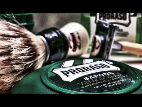 Proraso Green and The GEM Featherweight