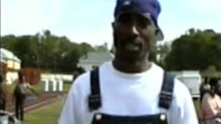 TUPAC SHAKUR ON LOCATION FREAK NIC ATLANTA
