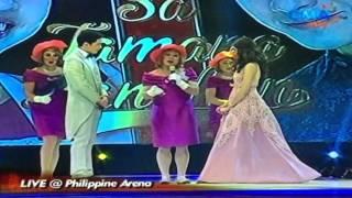 Eat Bulaga - AlDub 'Sa Tamang Panahon' - Live at Philippine Arena - Part 2 | October 24, 2015