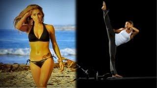 "Tess Kielhamer - Martial Arts Sampler (""Falling"" Obsidia Ft. Coma)"
