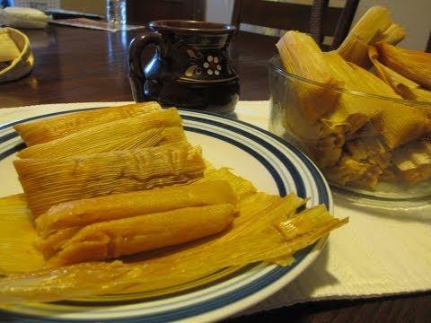 Tamales Mexicanos Deliciosos