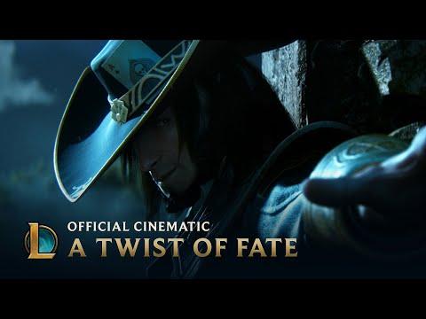 Xxx Mp4 A Twist Of Fate Cinematic League Of Legends 3gp Sex