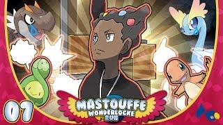 DEUXIÈME BADGE ET ÉVOLUTIONS - Mastouffe-Run Wonderlocke Pokémon Y Ep.07