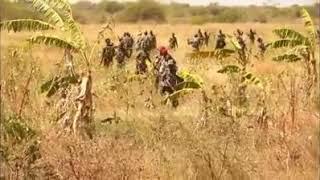 Dagaalkii Saaka ee Baar Sanguuni ee Ciidamada Dowladda, Jubaland iyo Shabaab