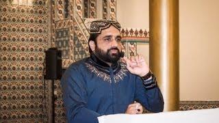 Qari Shahid Mehmood Naat 13 June 2014 at Malmo Sweden