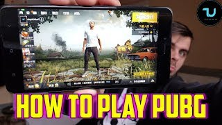 How to Play PUBG Mobile on Android smartphone? Download/Setup/Install/English tutorial/ 2018