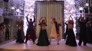BreakUp Song - Sangeet Choreography by Two Right Feet