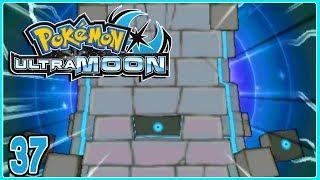 Pokemon Ultra Moon Part 37 ULTRA BEAST STAKATAKA Gameplay Walkthrough ( Pokemon Ultra Moon )