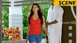 Pranitha Glamorous Intro - Brahmanandam Superb Comedy - Pandavulu Pandavulu Tummeda Movie Scenes
