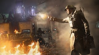 Official Call of Duty®: WWII - Shadow War DLC 4 Trailer