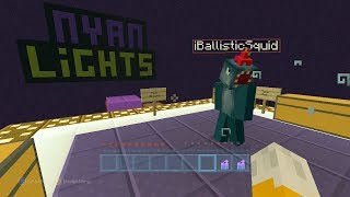Minecraft Xbox - Nyan Lights - Parkour Race
