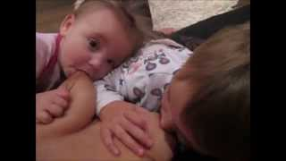 Breastfeeding For 35 Months & Tandem Feeding || Time To Stop?