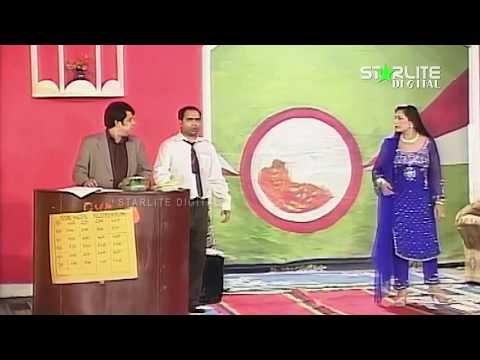 Best Of Tahir Anjum, Naseem Vicky and Qaiser Piya New Pakistani Stage Drama Full Comedy Funny Clip