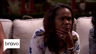 Married To Medicine: Quad's Emotional Breakdown In Front Of The Ladies (Season 6, Episode 4) | Bravo