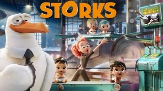 Storks - Official Announcement Trailer [HD]