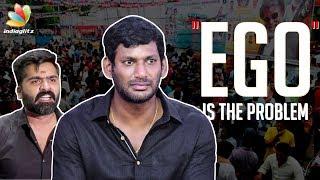 EGO Spoils The Industry : Ambika Interview | Kollywood Strike | Traffic Ramaswamy